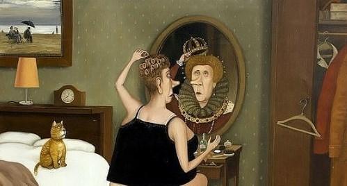 Во время секса увидела в зеркало целлюлит